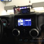 Jeep Wrangler Unlimited Stereo