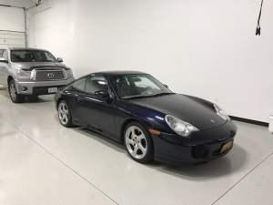 Porsche 911 Navigation