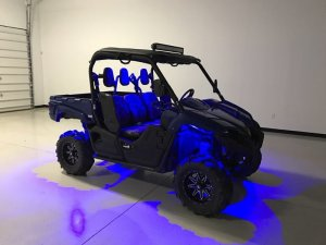 Yamaha Viking Lighting