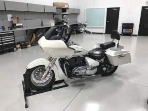 Suzuki Volusia Stereo