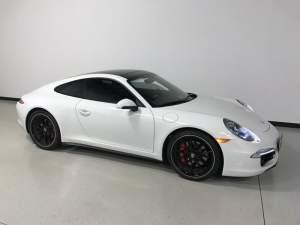 Chesterfield Client Gets Porsche Carrera 4s Backup Camera