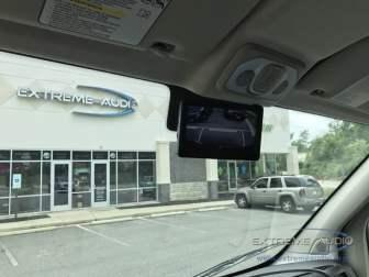 Ram Promaster 1500 Backup Camera
