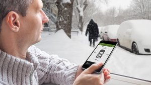 Remote Starter Smartphone Control Available Just In Time For Winter