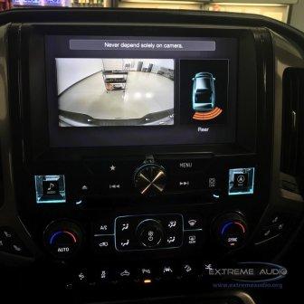 GMC Sierra Denali Stereo