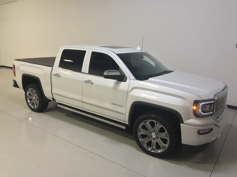 Reference-level GMC Sierra Denali Stereo Upgrade by Extreme
