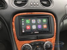 Mercedes-Benz SL500 Apple CarPlay