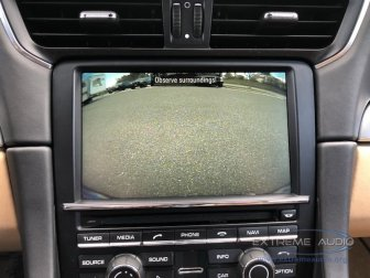 911 Carrera S Backup Camera