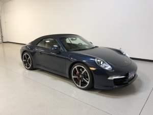 Chester Porsche Enthusiast Gets 911 Carrera S Backup Camera