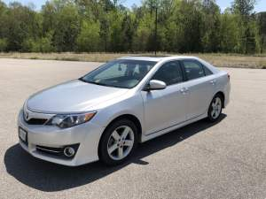 Chesterfield Client Adds Backup Camera to 2013 Toyota Camry