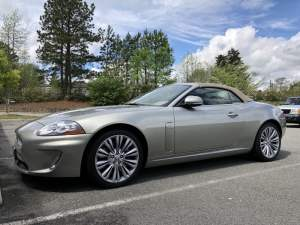 Chesterfield Client Upgrades 2011 Jaguar XK Backup Camera System