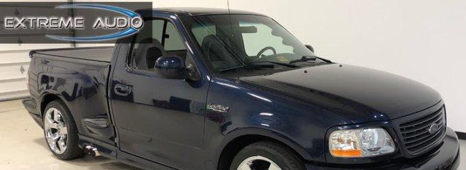 Ford F-150 Lightning Audio