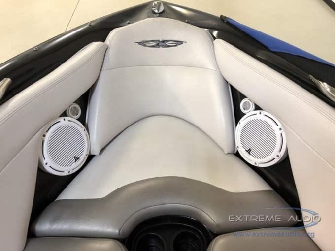Mastercraft X2 Marine Audio