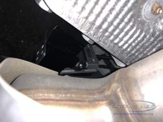 Porsche Cayenne Blind Spot Detection