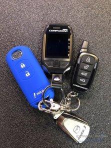 Mazda3 Remote Starter