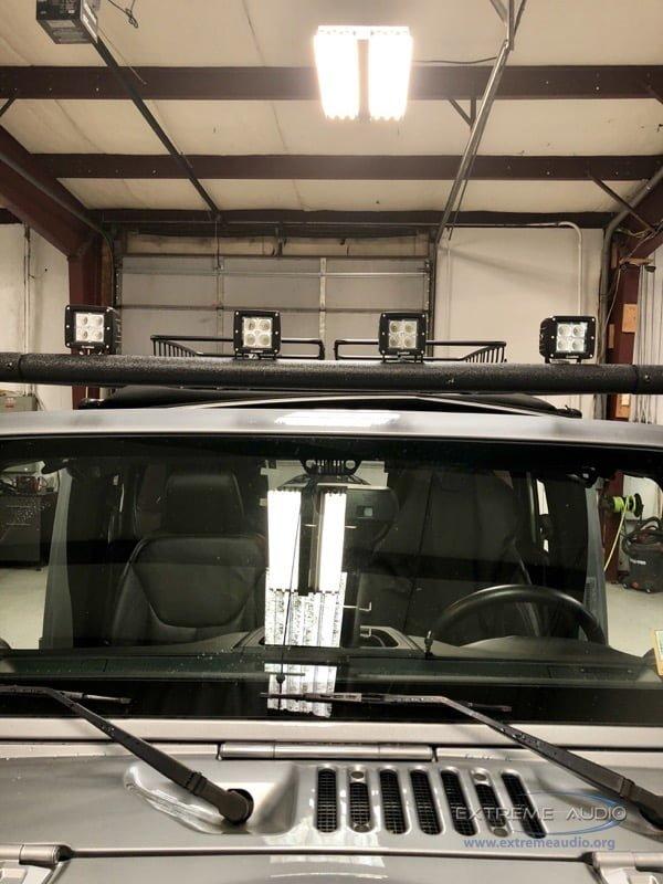 Jeep Wrangler Upgrades
