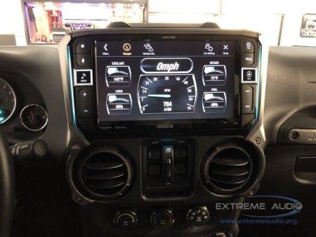 Jeep CarPlay