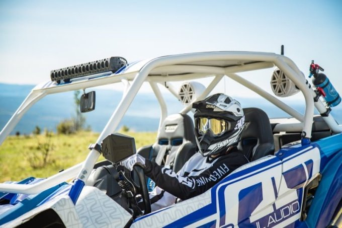 Powersports Stereo