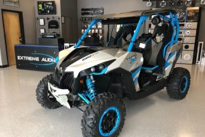 2016 Can-Am Maverick X ds 1000R Turbo