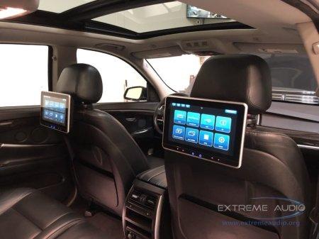 BMW 535i Audio