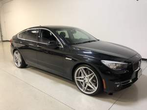 BMW 535i Audio