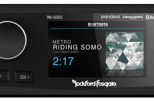 Road Glide Audio