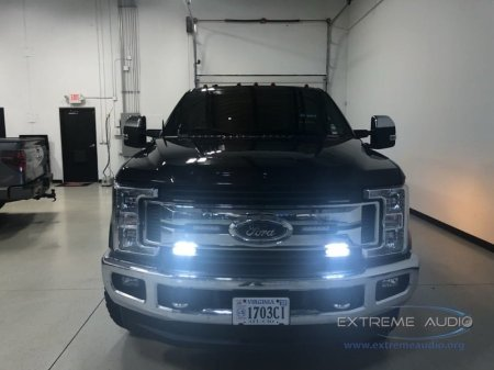 F350 Lighting