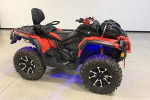 Can Am Outlander 4-wheeler