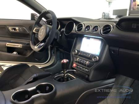 GT350 Stereo