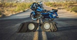 Product Spotlight Rockford Fosgate HD14 SBSUB Motorcycle Subwoofers