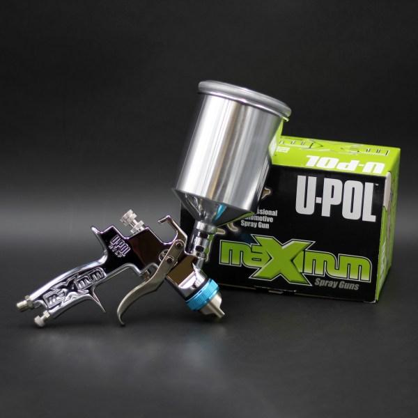 Maximum HVLP Professional Automotive Spray Gun
