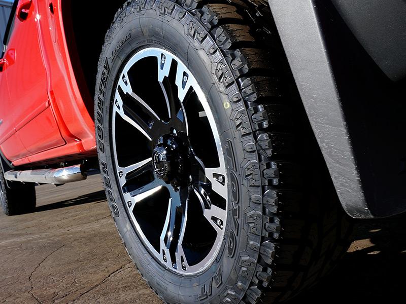 Inch Tires Silverado 20 Chevy