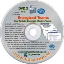 Energized Teams DVD
