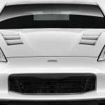 09 19 Fits Nissan 370z Ts 1 Duraflex Body Kit Hood 114427 Ebay