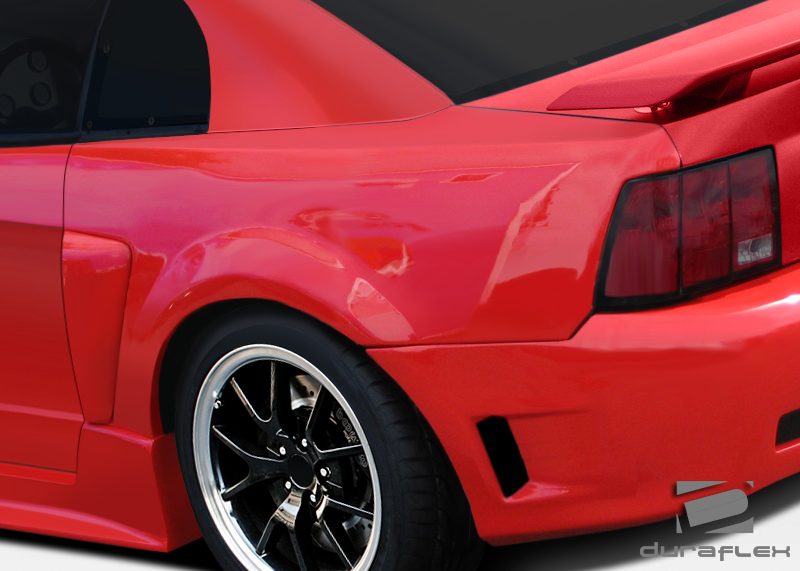 Ford Mustang 500 Gt 2004
