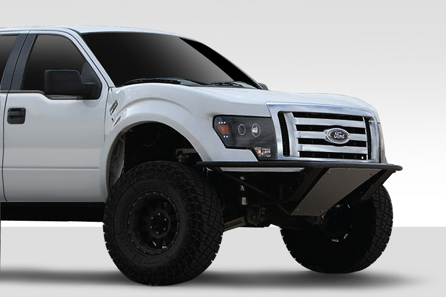 04 14 Ford F 150 Duraflex Off Road 09 F150 Front End