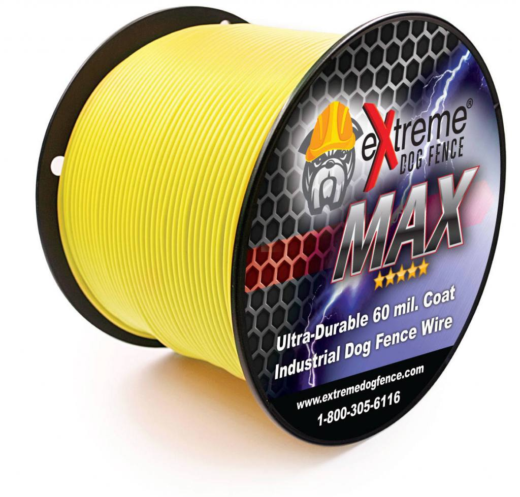Maximum Performance Dog Fence Wire 2000ft Extreme