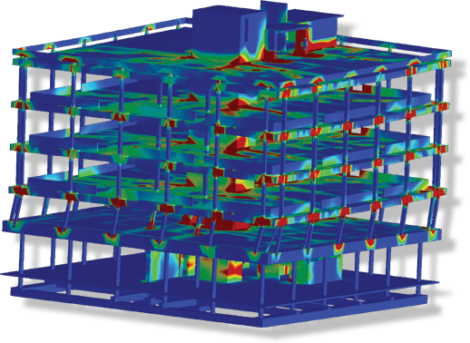Pyne Gould Building Seismic Analysis