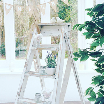 extremely-lovely-vintage-ladder