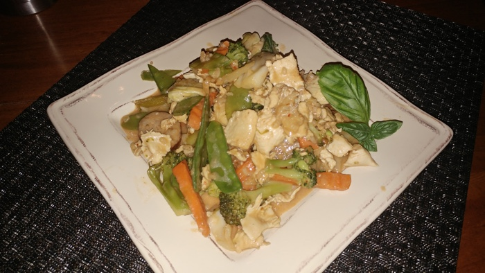 Healthy Thai Takeout Food