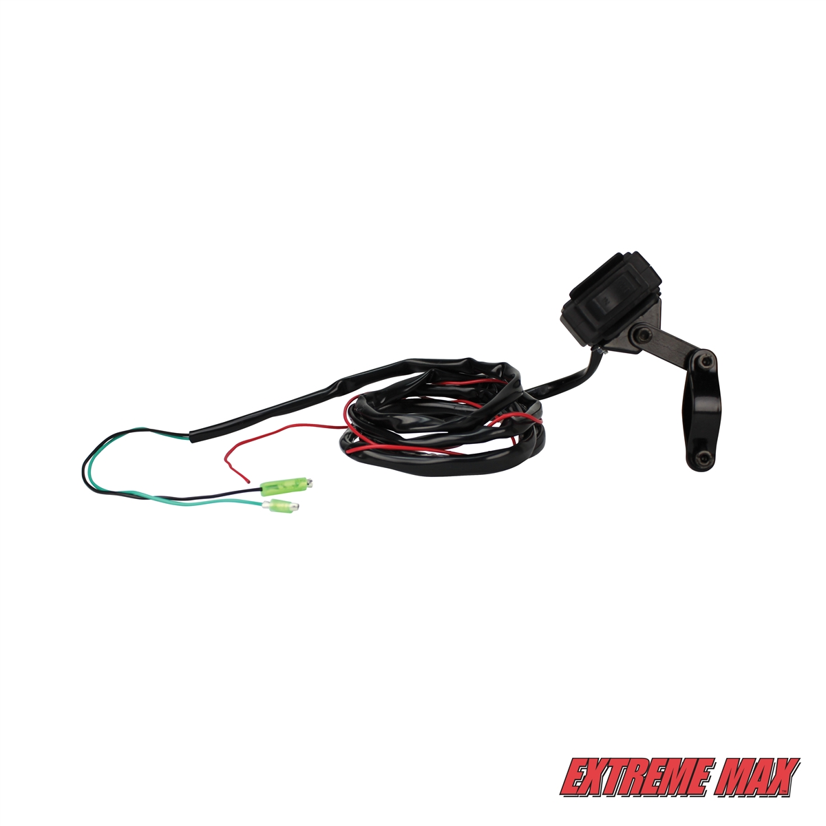 Extreme Max Universal Waterproof Atv Winch