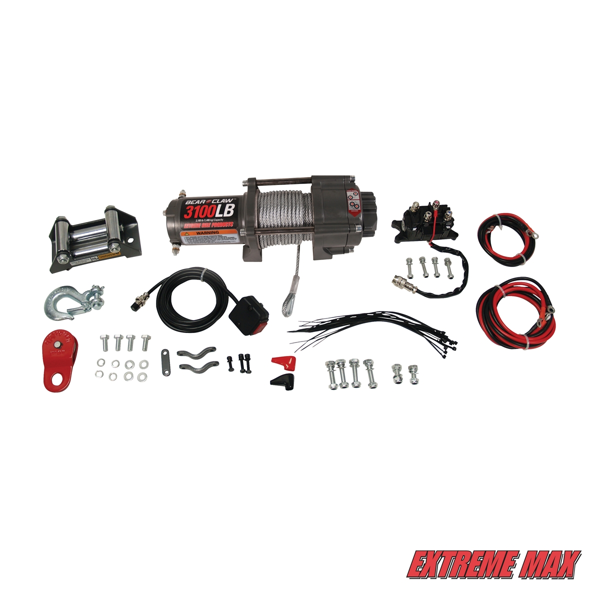 Extreme Max Complete Lb Winch Amp Quick