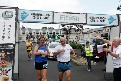 4 Marathon event Inishowen Co. Dnegal