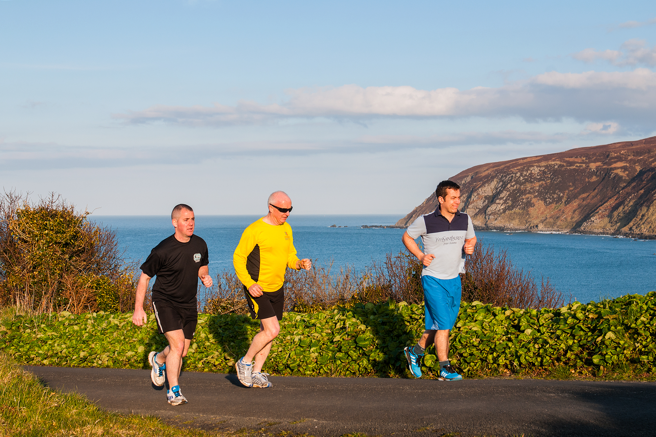 Marathon festival of running in Inishowen: 18-19 June