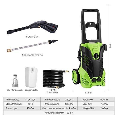 pressure cleaning equipment