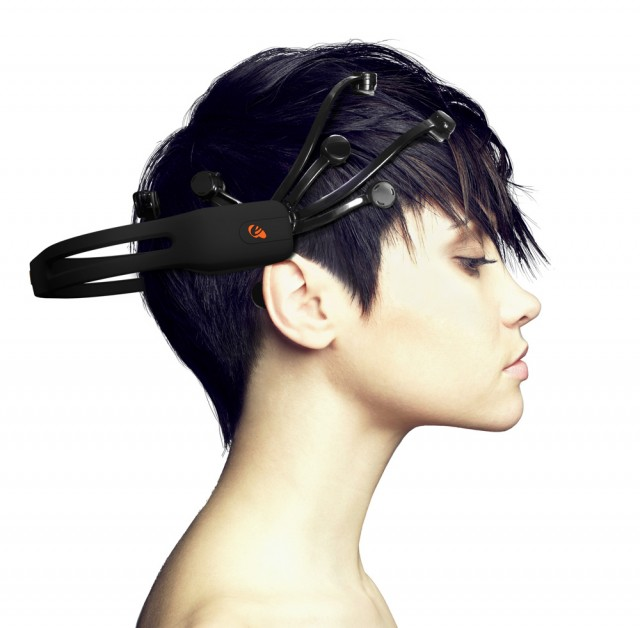 Emotiv brain-computer interface