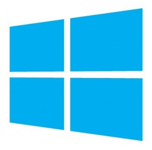 Windows 8 flag logo