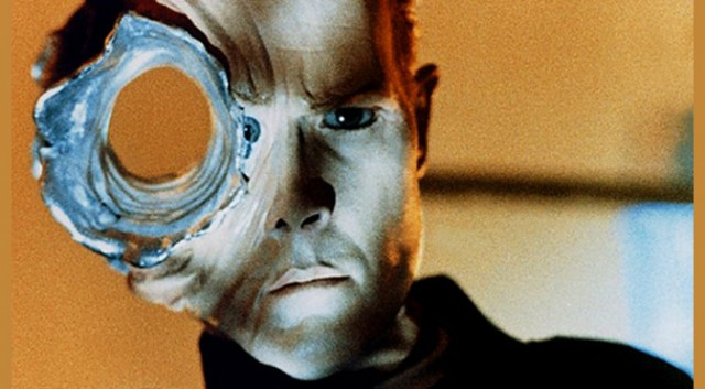 Terminator 2: T-1000, the self-healing liquid metal robot
