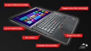 ET deals: Save $200 on Lenovo ThinkPad X1 Carbon Touch