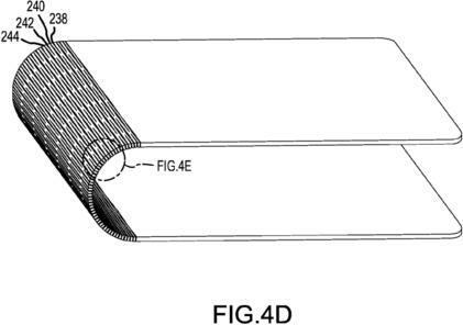 Hinge patent
