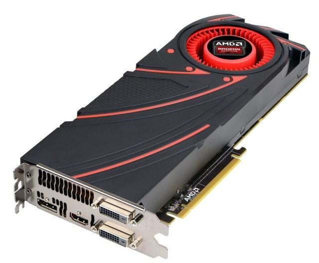 AMD R9 290 - 2